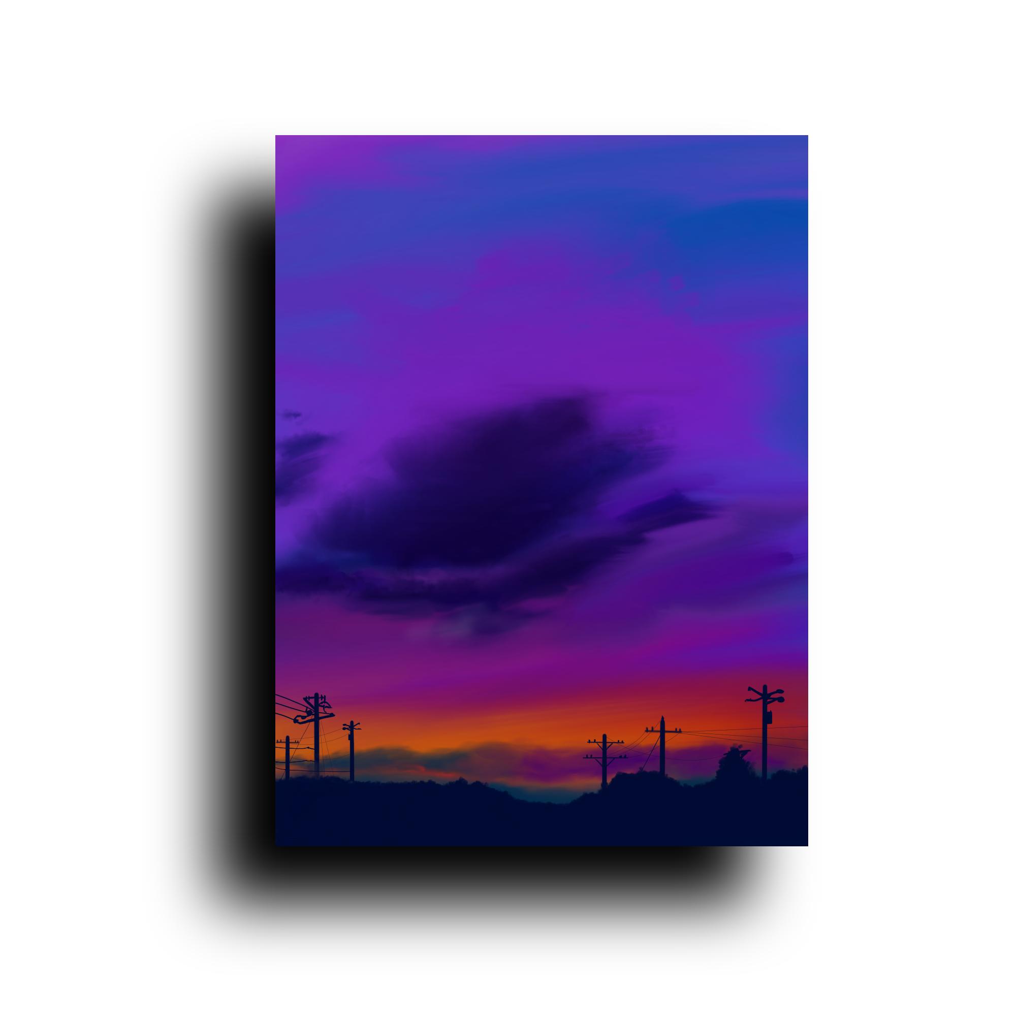 City Of Sunset